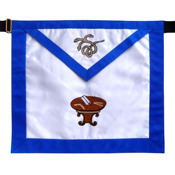 Masonic Scottish Rite apron - AASR - 22nd degree - Regalialodge