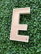Freestanding Alphabet Letter Keepsake ™