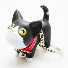 Load image into Gallery viewer, Kitty Keychain