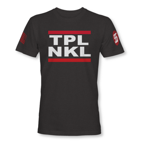 Image of TPL NKL Vintage Black Mens