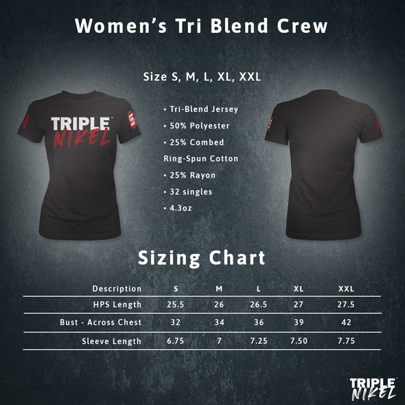 Vintage Black - Women's Team Shirt