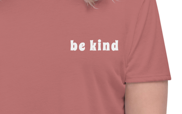 BE KIND | Crop Tee copy