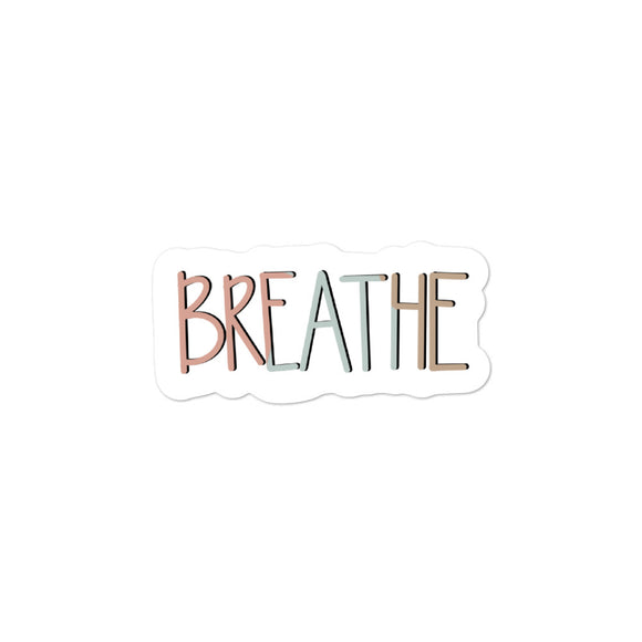 Breathe | Sticker