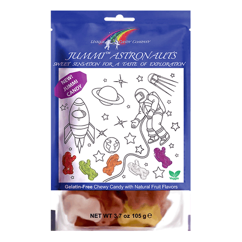 JUMMI ASTRONAUTS ! Box of 6, 12, or 24 Packages