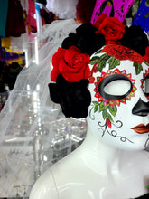 Load image into Gallery viewer, Catrina Mask premier quality.