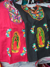 Load image into Gallery viewer, Virgen de Guadalupe.( vestido pregunte por tallas.)