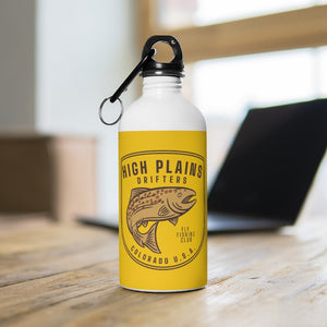 Open image in slideshow, HPD Logo - 14oz -Stainless Steel Water Bottle - Yellow