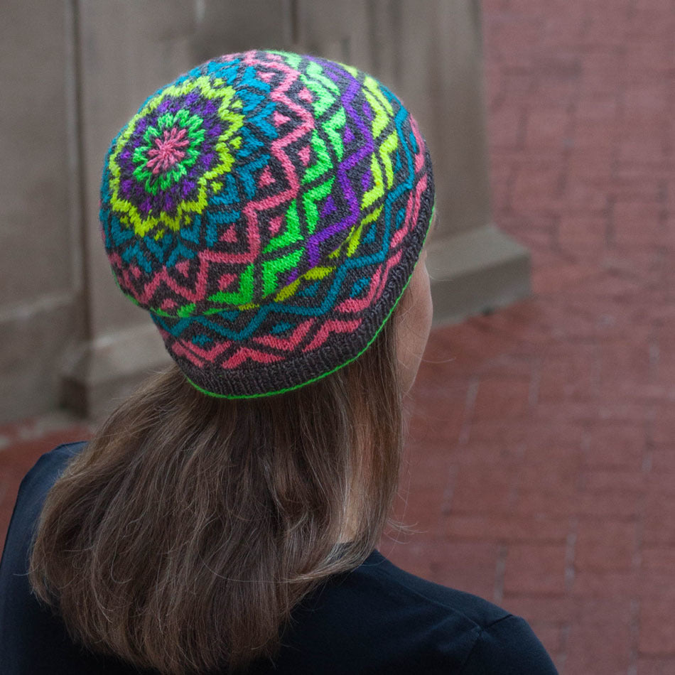 Chalk Drawings Hat by Lisa K Ross