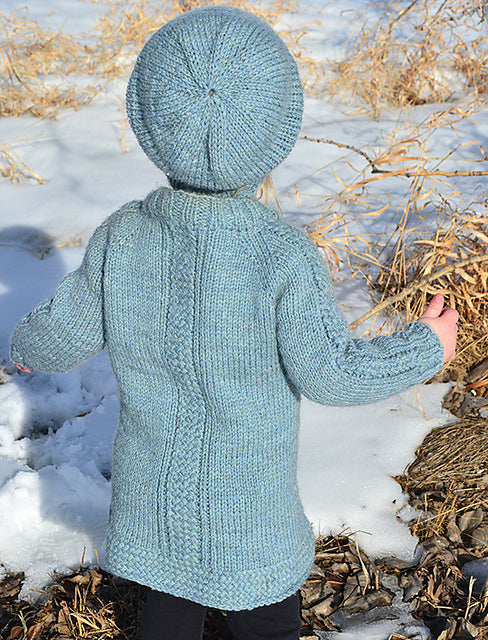 Little Miss Madyn's Cardigan by Lara Simonson