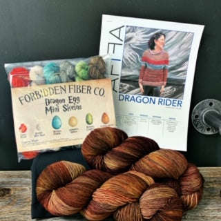 Dragon Rider Sweater Kit - Original
