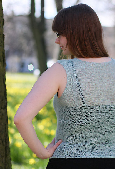 Bonny Shell by Tin Can Knits