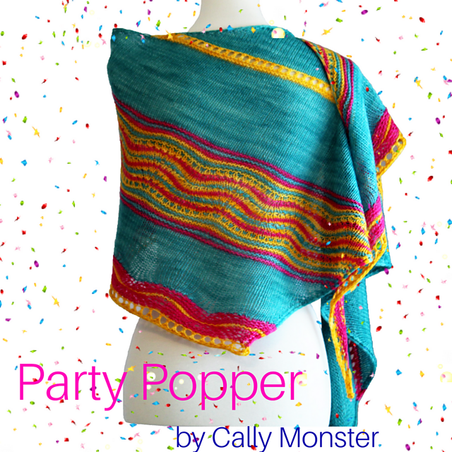 Party Popper! by Cally Monster