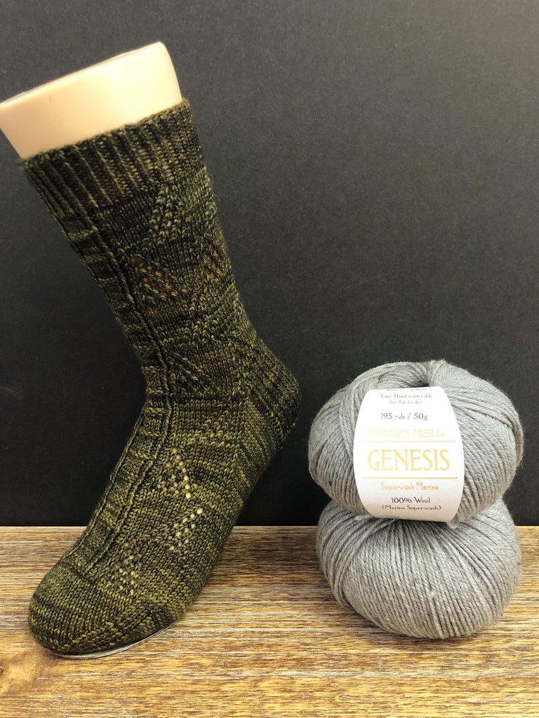 Main Street Socks- Genesis Kit