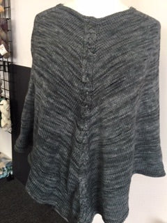 Finished Object - Rodeo Drive Poncho