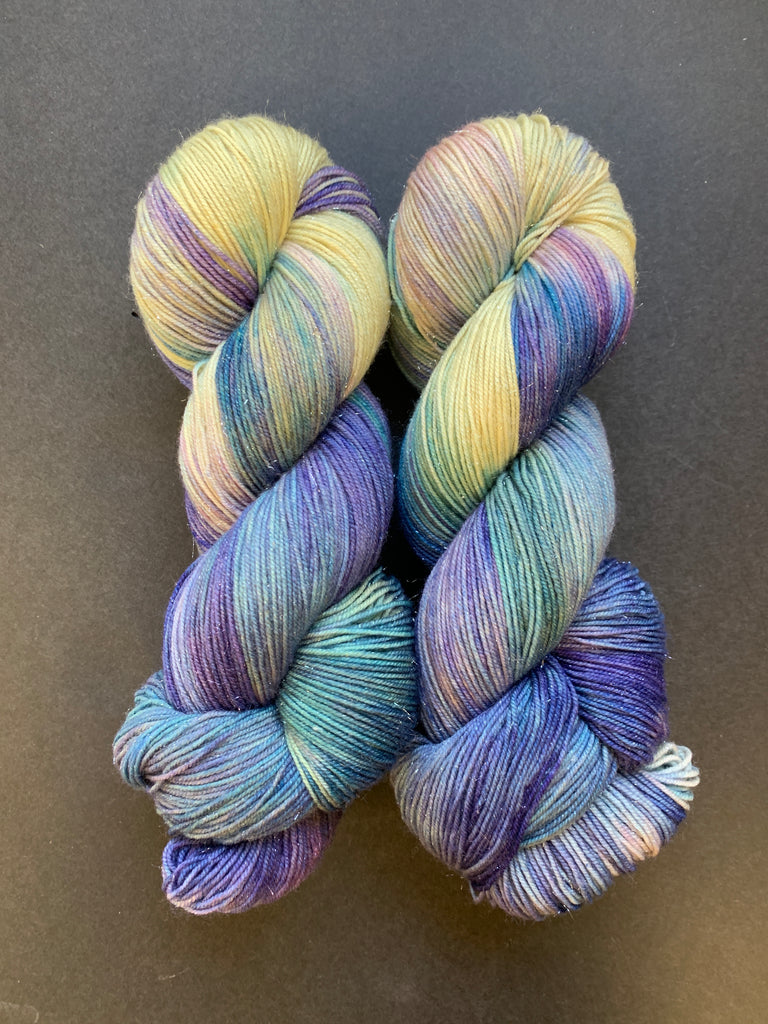 Winged Keys (Harry Potter Yarn Club September 2019)
