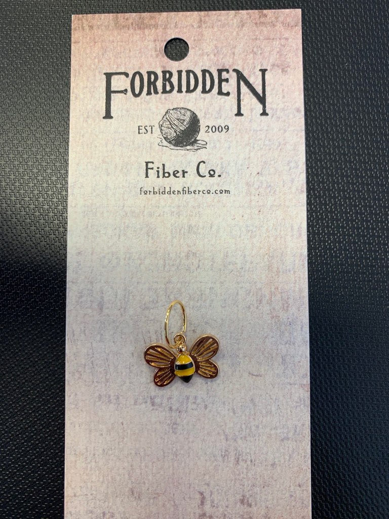 Bumblebee Stitchmarker