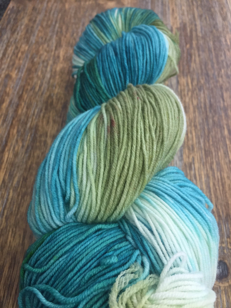 Big Lagoon (Wanderlust Yarn Club Sept 2020)