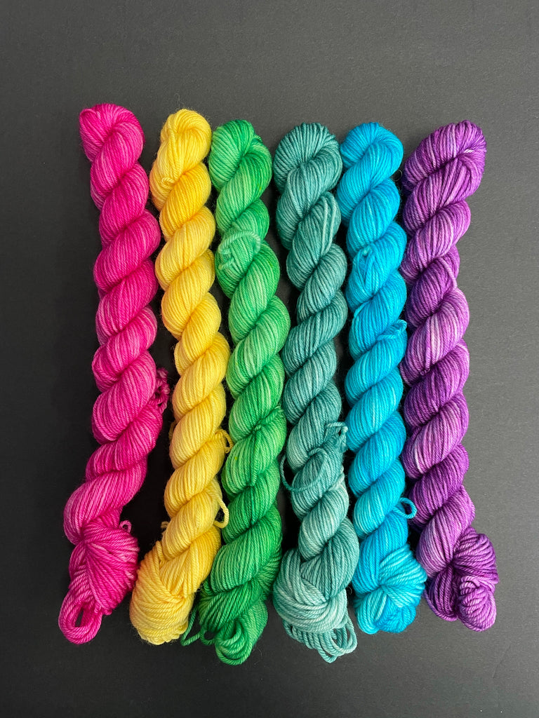 Trolls Mini Skein Set (Trolls Collection)