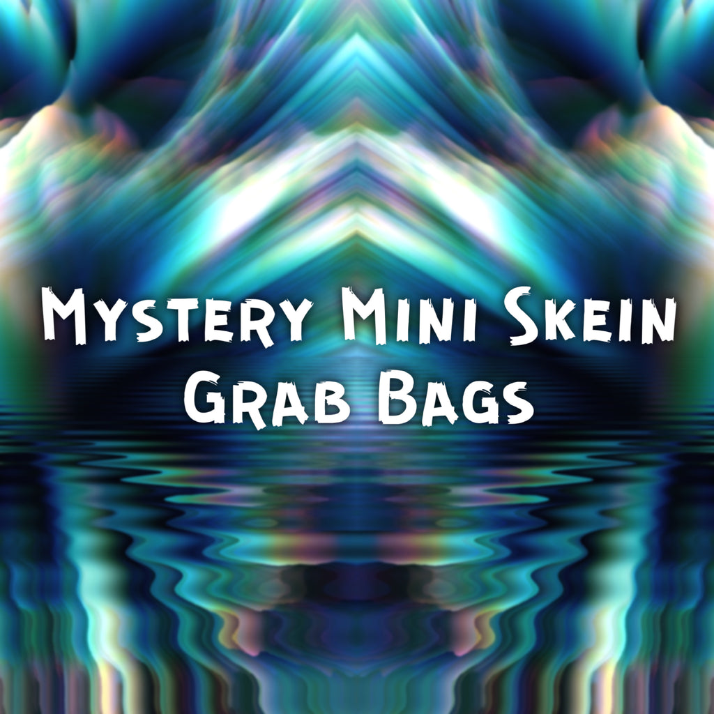 Mini Skein Mystery Grab Bag