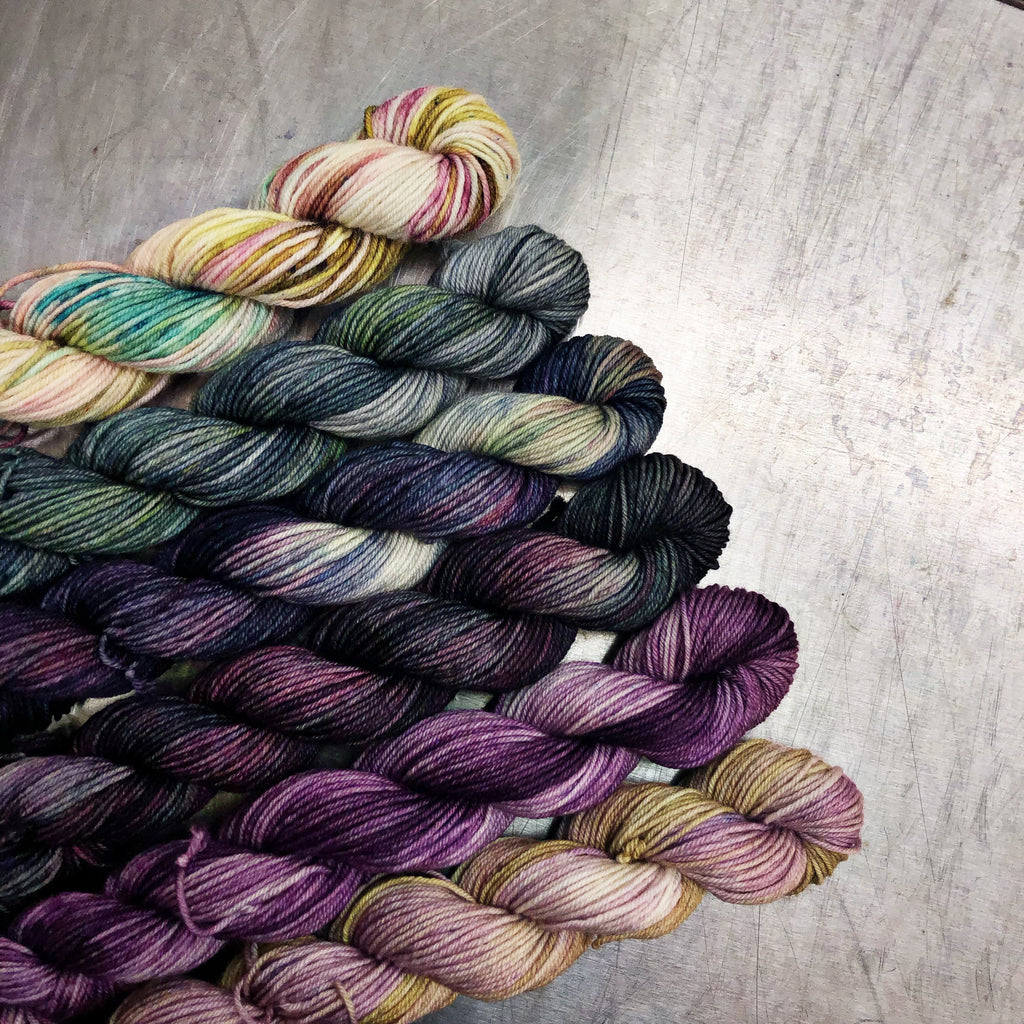 Hermione - Mini Skein Set