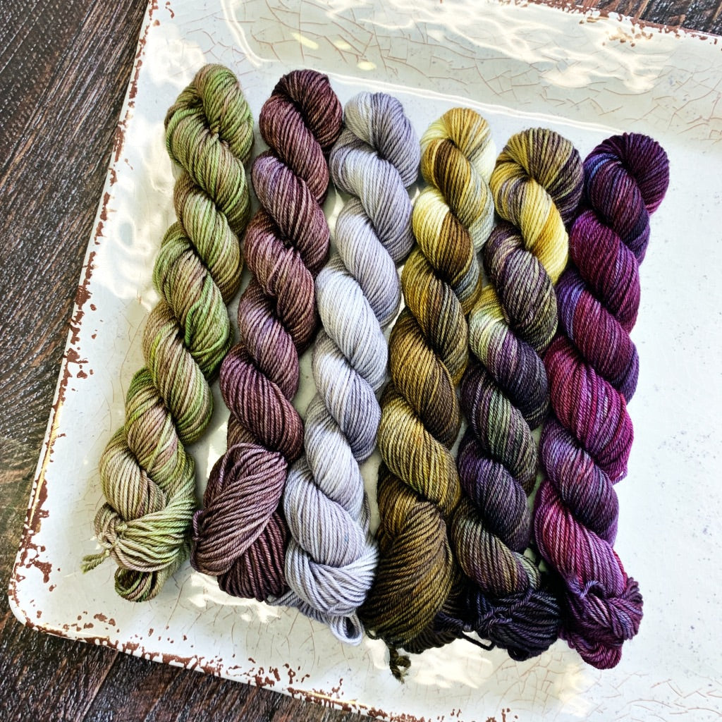 Gradient Color Set - Outlander Set #1