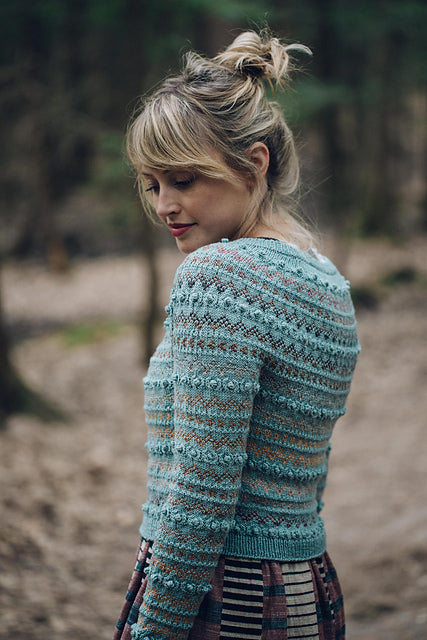 Stonecrop Cardi by Drea Renee Knits
