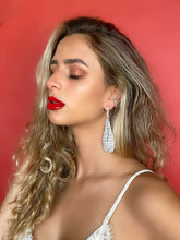 Load image into Gallery viewer, Cancun Diamante Earrings