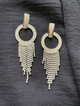 Load image into Gallery viewer, Tropea Waterfall Earrings