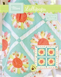 Mini Lollipop Pattern by Fig Tree & Co