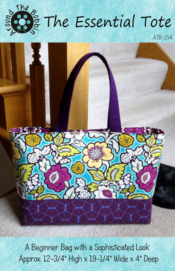 Essential Tote Pattern