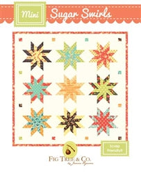 Sugar Swirls Pattern by Fig Tree Quilts