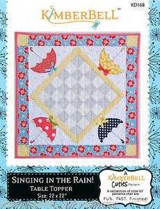 Singing in the Rain Pattern