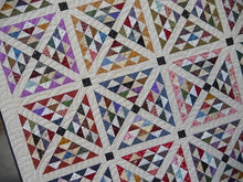 Load image into Gallery viewer, Mountain Top Quilt Pattern LBQ-MT01-P