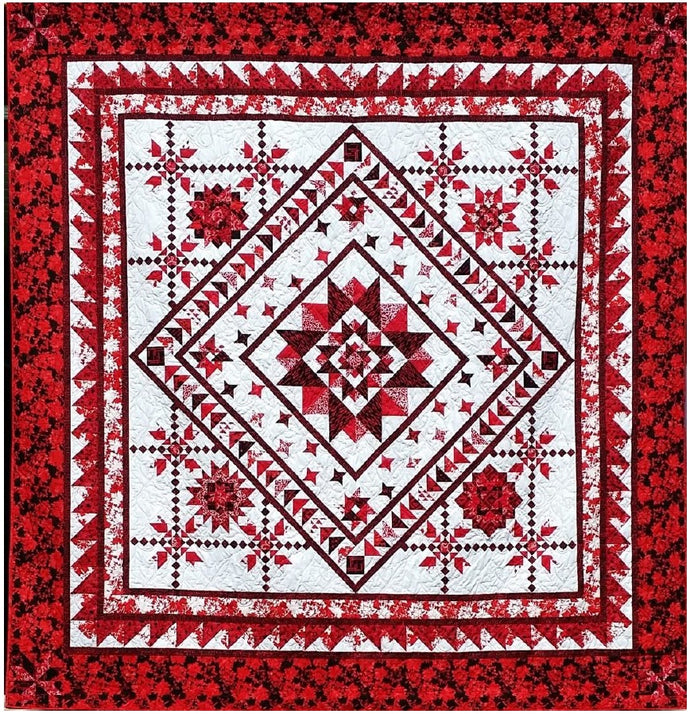 Mystical Journey Canadiana Quilt Kit