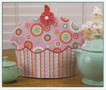 Load image into Gallery viewer, Tea & Cupcakes Pattern