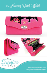 Necessary Clutch by Emmaline Bags