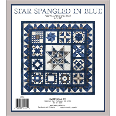 Star Spangled in Blue