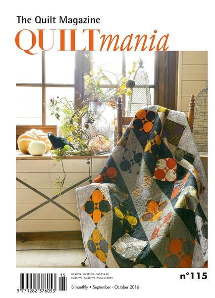Quiltmania Edition 115