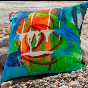 Julia Krone's Art Cushions