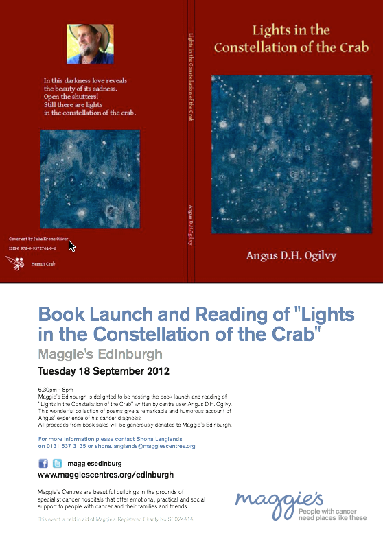 Julia Krone Lights in the Constellation of the Crab Book Cover