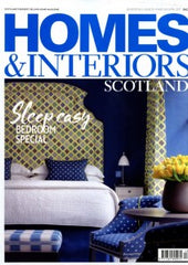 Home and Interiors Scotland March/April 2017 issue cover
