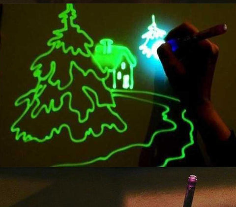 Light Drawing Tablet - Fun And Developing Toy
