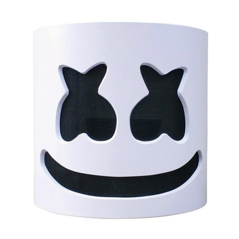 Image of Halloween Marshmallow DJ Mask