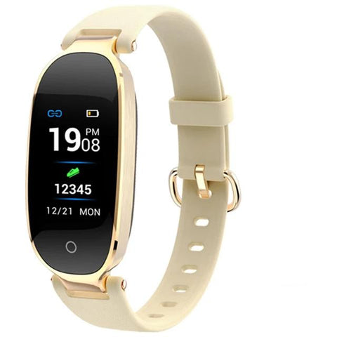 ThinkBand™ Women Smart Watch Lady Sport Heart Rate Sleep Monitor.