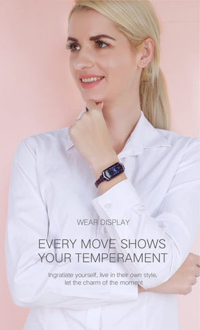 Image of Women's Fashion Smartwatch Fitness Bracelet SW-1D