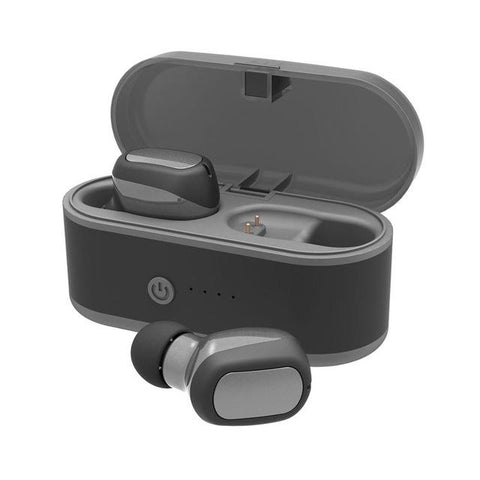 Image of New TWS Bluetooth Earphones True Wireless Earbuds IPX7 Waterproof Stereo Bass Headset Bluetooth 5.0 With