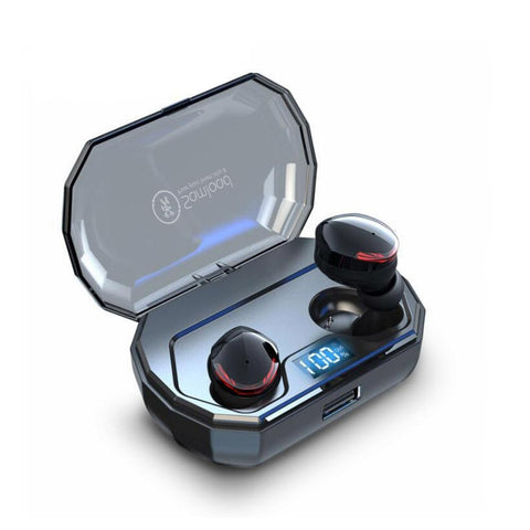 Image of New Wireless Stereo Bluetooth 5.0 In-Ear Earbuds HIFI Sound With 2000mAh Charging Box For IOS Android