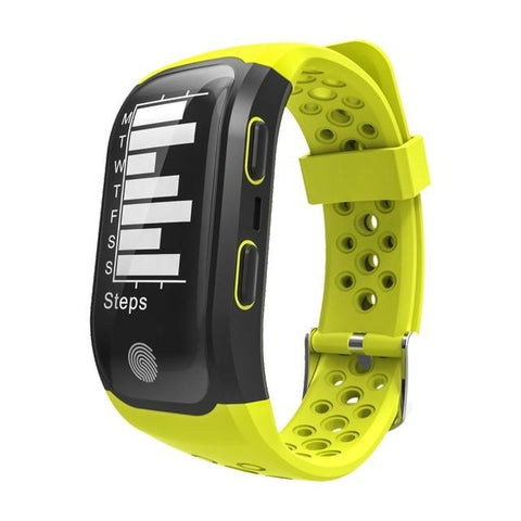 S908 GPS Fitness Smart Watch