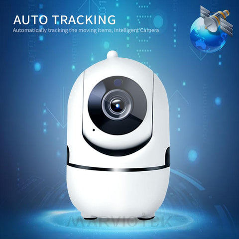 1080P HD Wireless IP Security Camera