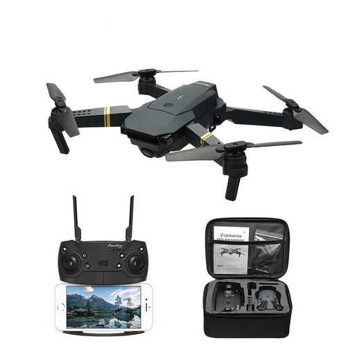 Drone X Pro With HD Camera WiFi FPV 3 Batteries RC Quadcopter